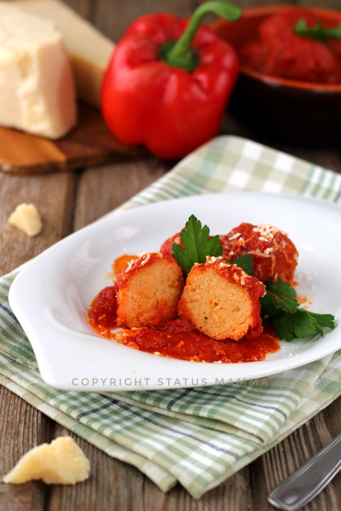 Ricetta pallotte cacio e ova, polpette formaggi e uova gustose.