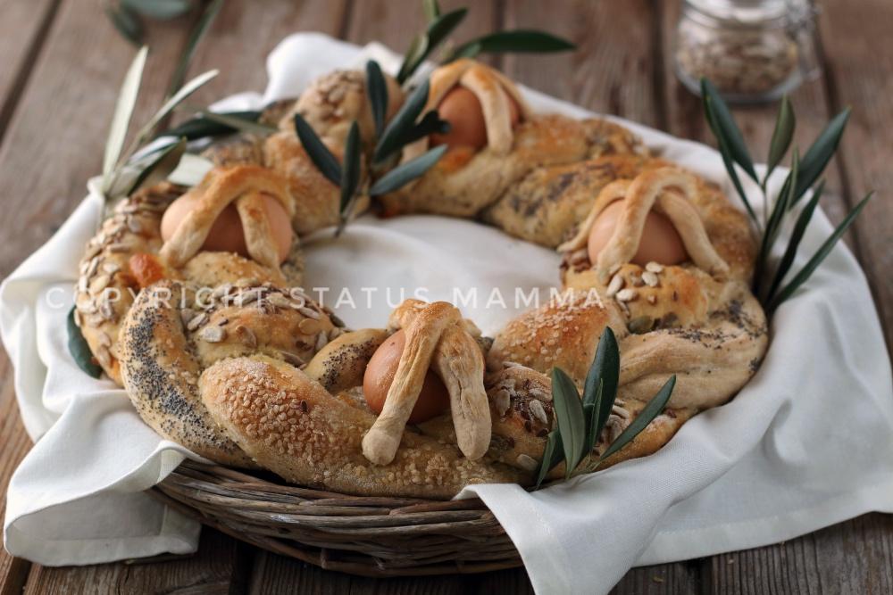 Ricetta treccia di pasqua ripiena soffice dentro e fragrante fuori, farcita perfetta non solo a Pasqua facile e gustoso e da preparare anche in anticipo.