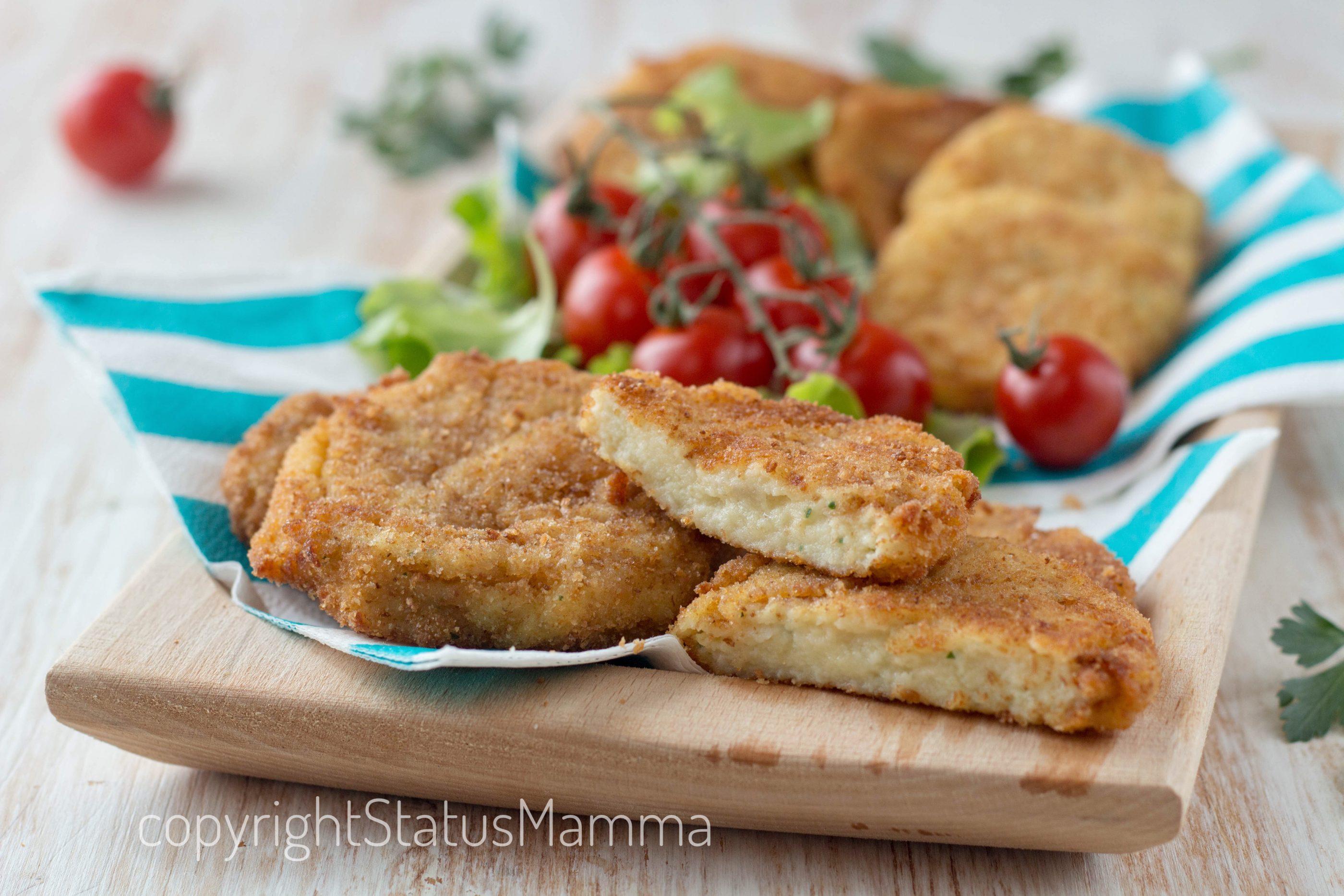 Polpette di filetto di pesce e patate ricetta bambini food photo photograpy statusmamma giallo blog bastoncini pesce