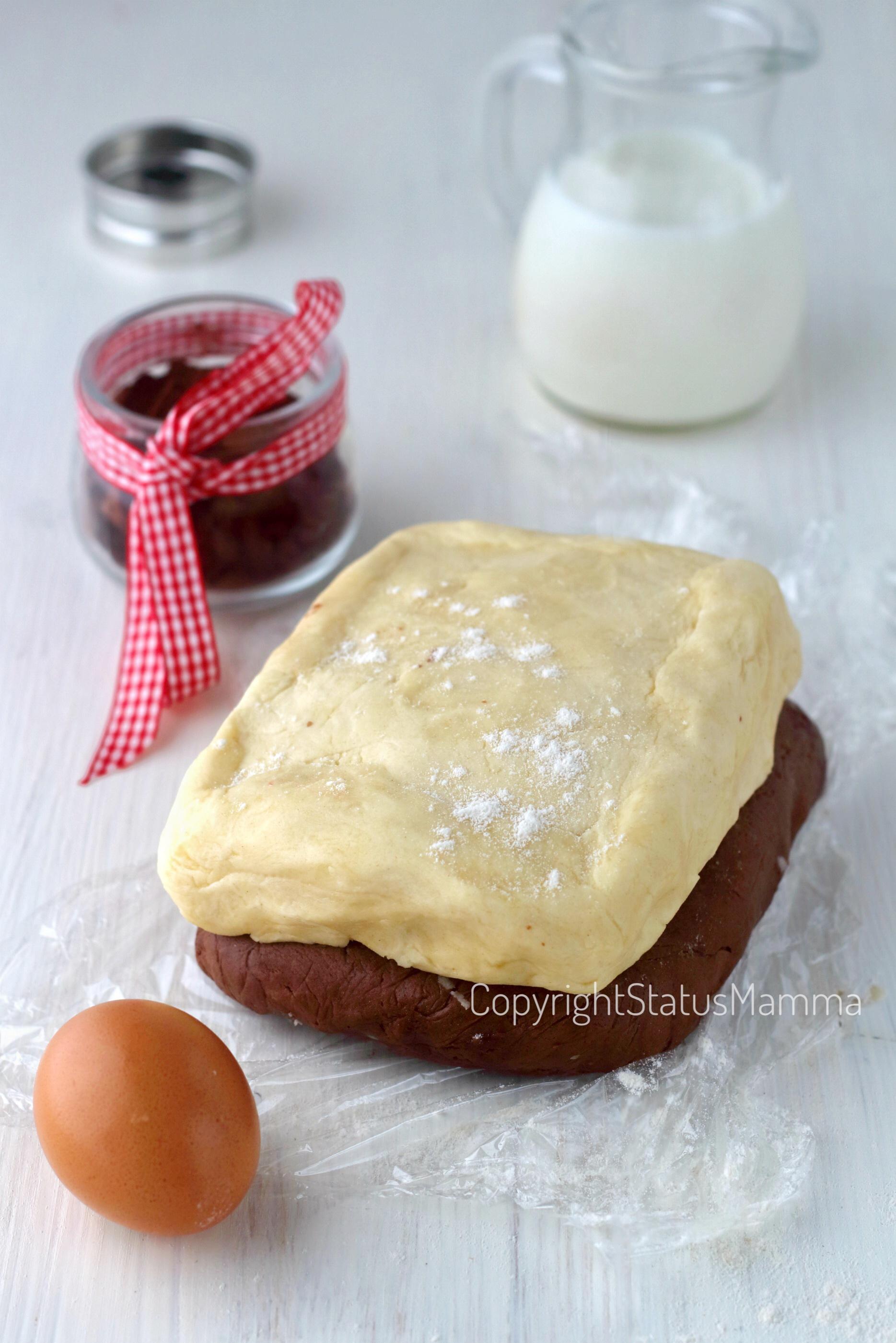Come preparare la pasta frolla alla panna con e senza cacao friabilissima