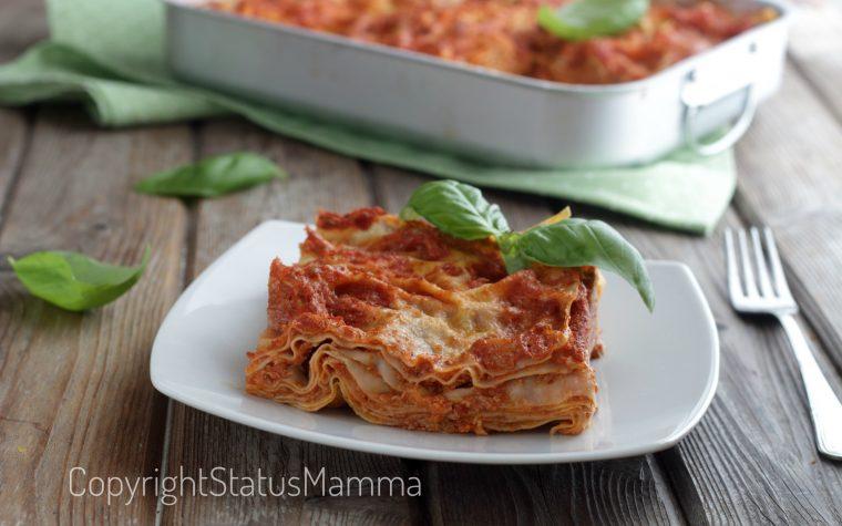 Lasagne al ragù ricetta tradizionale bolognese