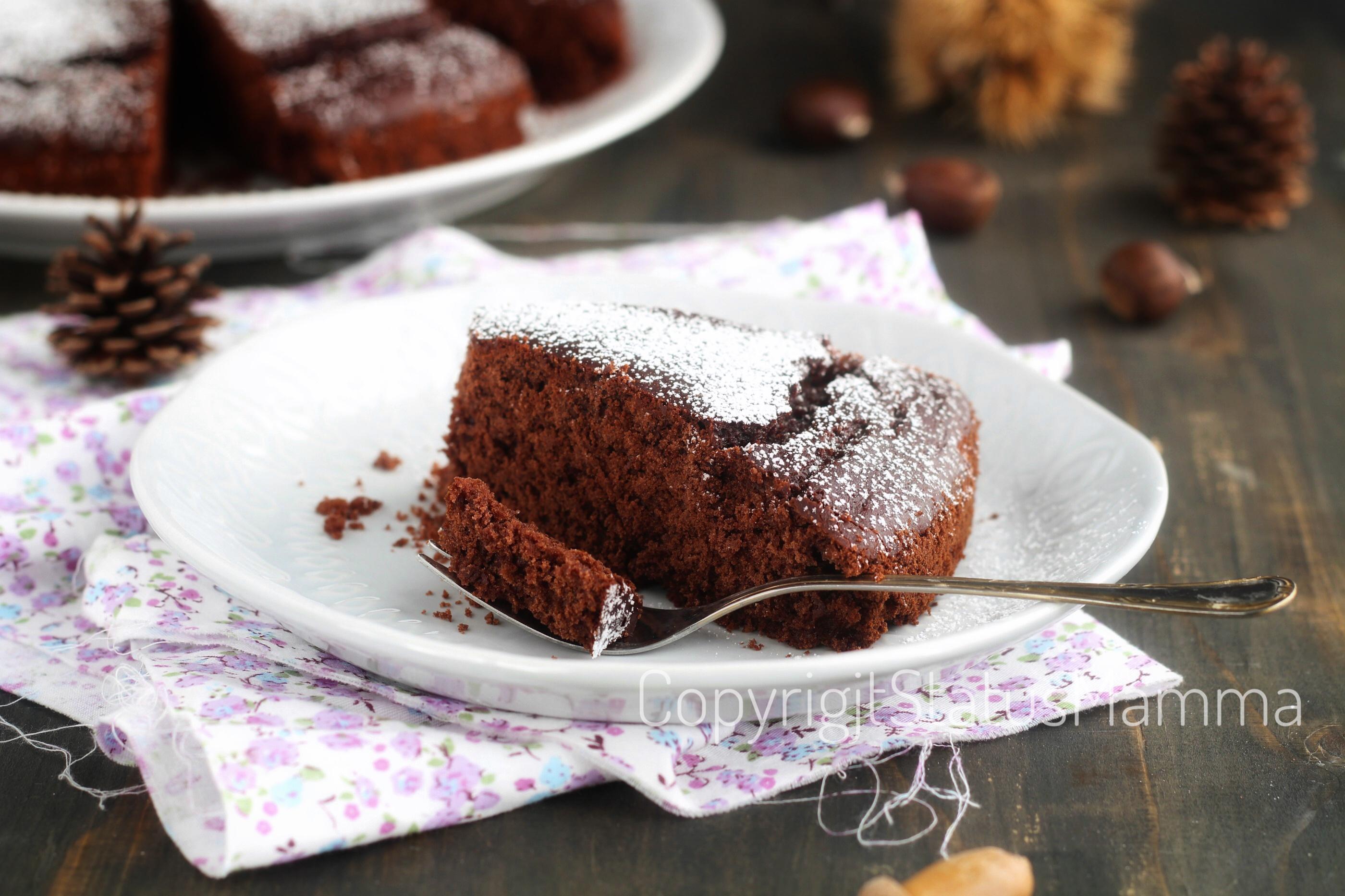 torta castagnaccio pugliese