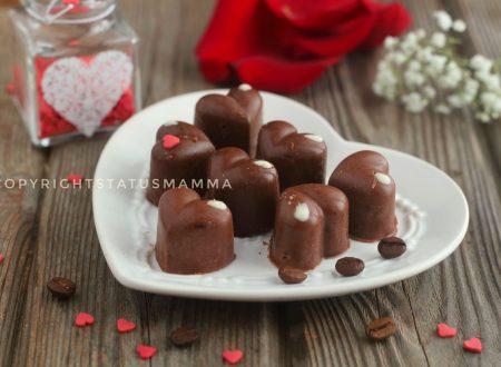 Come fare i cioccolatini al caffè homemade che si sciolgono in bocca