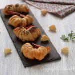 Gamberi in crosta ricetta con pasta sfoglia facile veloce