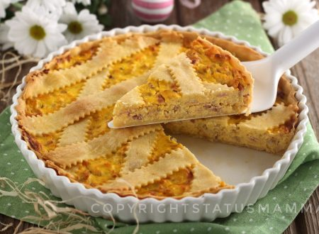 Pastiera napoletana ricetta salata con o senza bimby facile