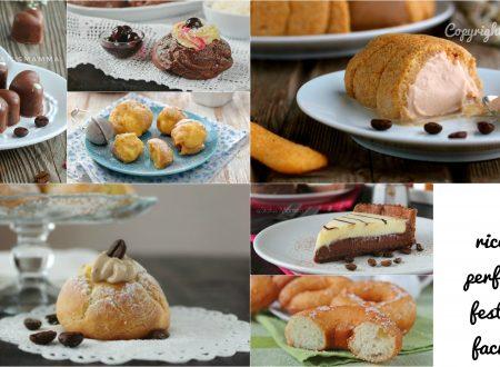 Dieci ricette dolci perfette per la festa del papà facili e golose