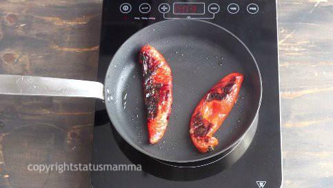 3 idee su come arrostire i peperoni e il trucco per spellarli facilmente