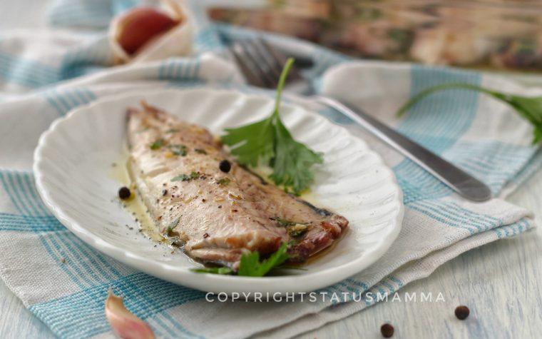 Come preparare un delizioso sgombro marinato ricetta facile e leggera