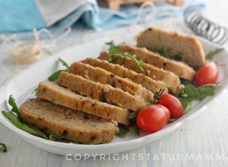 Polpettone al tonno e patate , come fare un secondo facile e sfizioso.