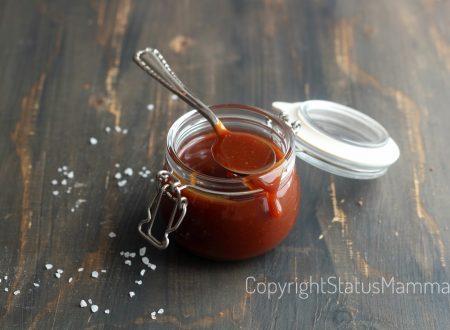 Caramello salato ricetta Knam – perfetto per dolci e gelati