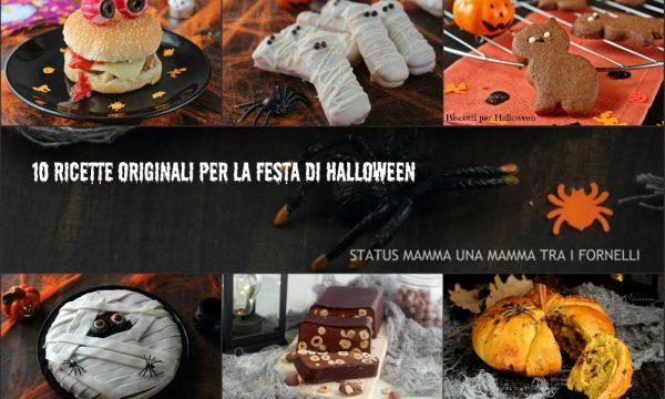 10 ricette originali per la festa di Halloween