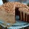 Torta girella al cacao cremosa al caffè - ricetta veloce