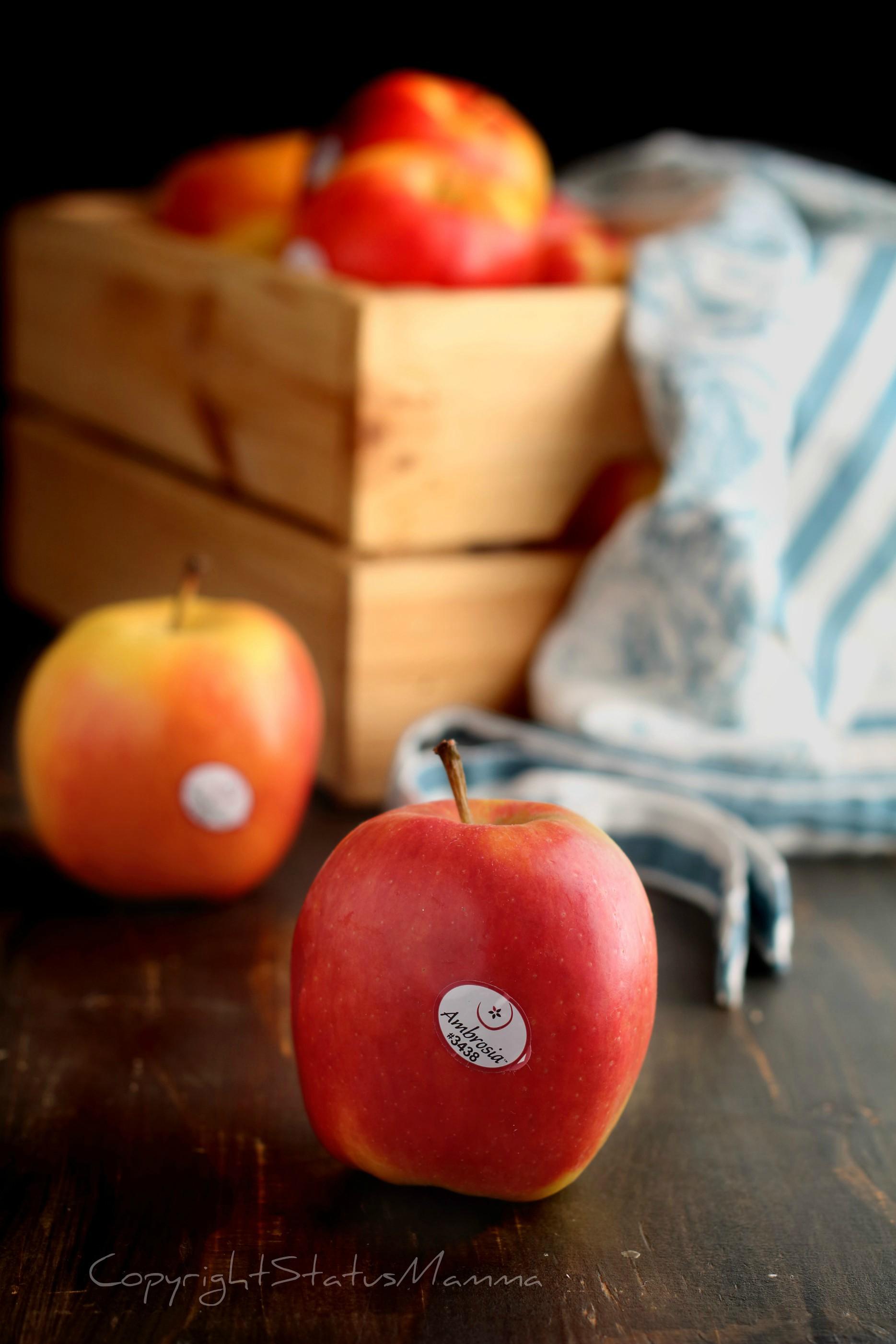 Kung fu panda pancake con purea di mele - tutorial facile mela mele rivoira