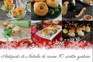 Antipasti di Natale di carne 10 ricette gustose