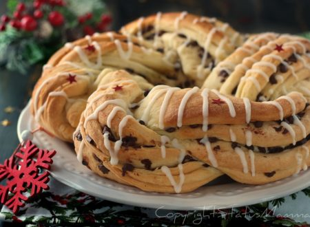 Torta Angelica di Natale
