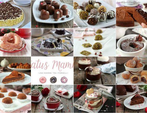 Raccolta dolci facili per San Valentino occasioni speciali