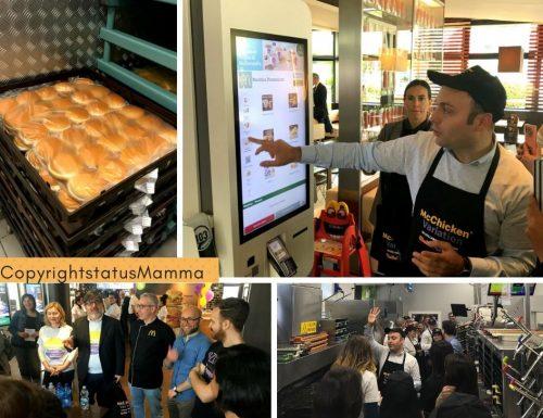Un giorno da McDonald's e tante novità