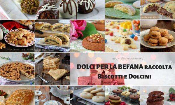 DOLCI della BEFANA raccolta Biscotti e Dolcini