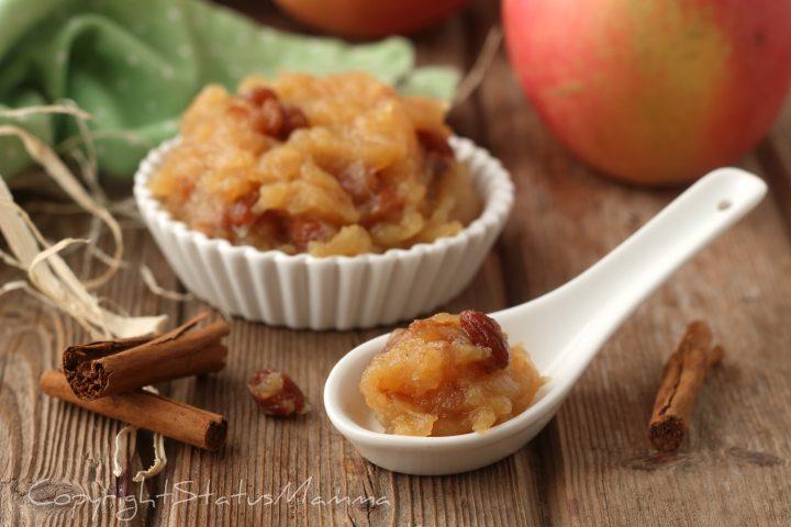 Composta di mele anche bimby