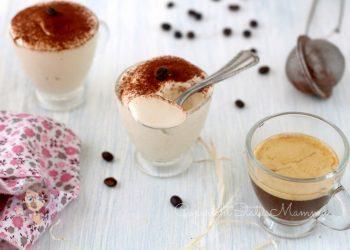 ESPRESSINO CREMA FREDDA AL CAFFÈ anche Bimby come quella del bar, caffè, espresso, senza mascarpone, senza uova, morbida , CREMA FREDDA CAFFÈ CON NUTELLA ANCHE BIMBY crema fredda al caffè con nutella anche bimby espressino ricetta senza uova facile veloce come quello del bar