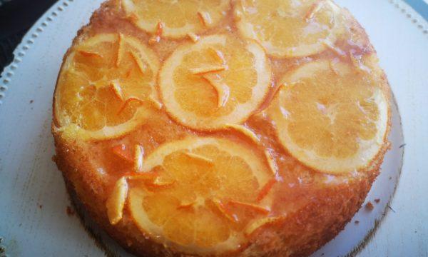 Torta morbidissima all'arancia