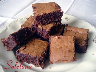 BROWNIES NEWYORKESI