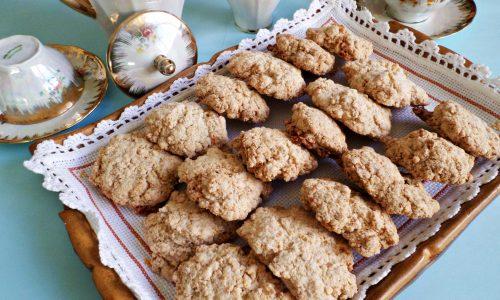 Biscotti duri alle mandorle