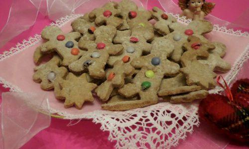 Biscotti allo zenzero per Quanti Modi di Fare e Rifare