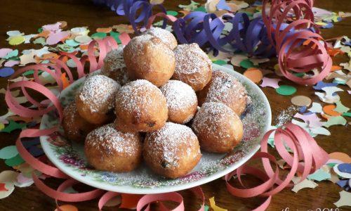 Tortelli di carnevale al marsala con uvetta