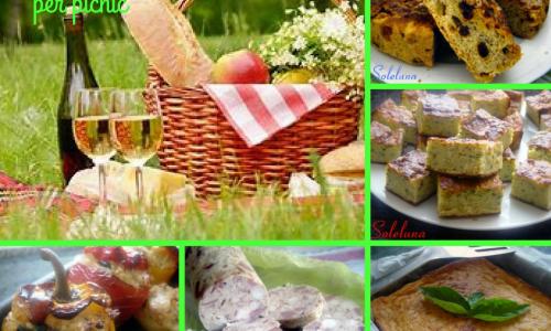 Idee golose per picnic