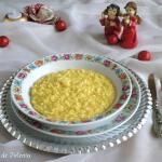 Risotto agli agrumi - ricetta natalizia
