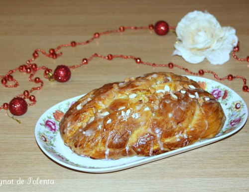Viennese Christmas Bread