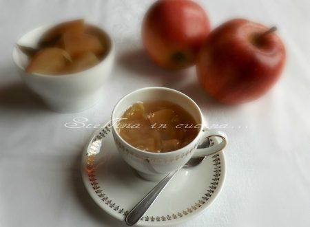Decotto di mela (rimedi della nonna)