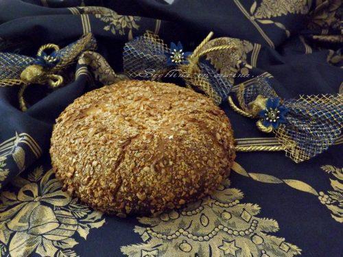 Pane di San Basilio – dolce natalizio greco