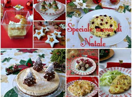 Speciale menù di Natale
