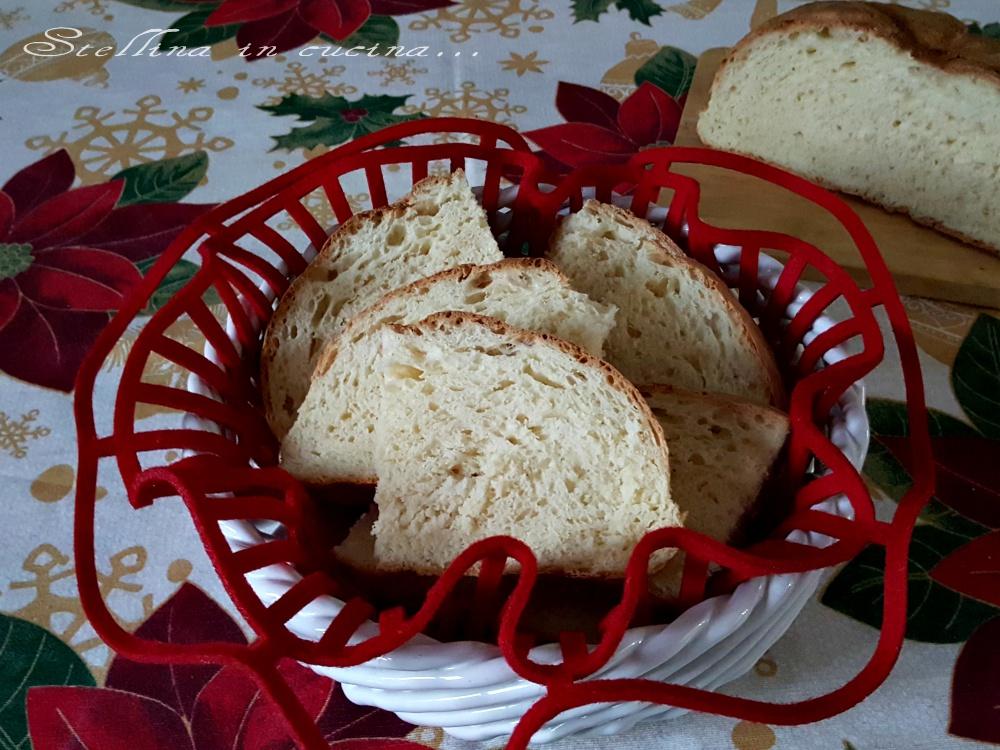 Pane al lette e miele di castagno