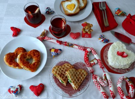 Brunch per due per un romantico San Valentino
