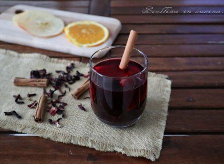 Vin brulè di karkade