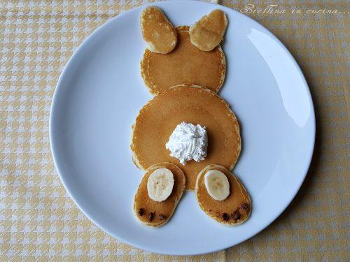Coniglietto pancake