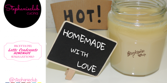 Latte condensato – Homemade – senza lattosio – Ricetta facile e veloce