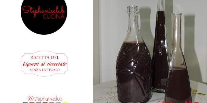Il liquore al cioccolato senza lattosio – ricetta di Natale