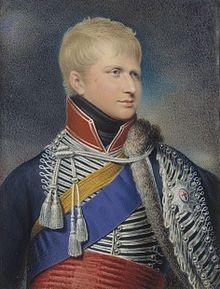 Ernesto Augusto Duca di Cumberland  e Re di Hannover