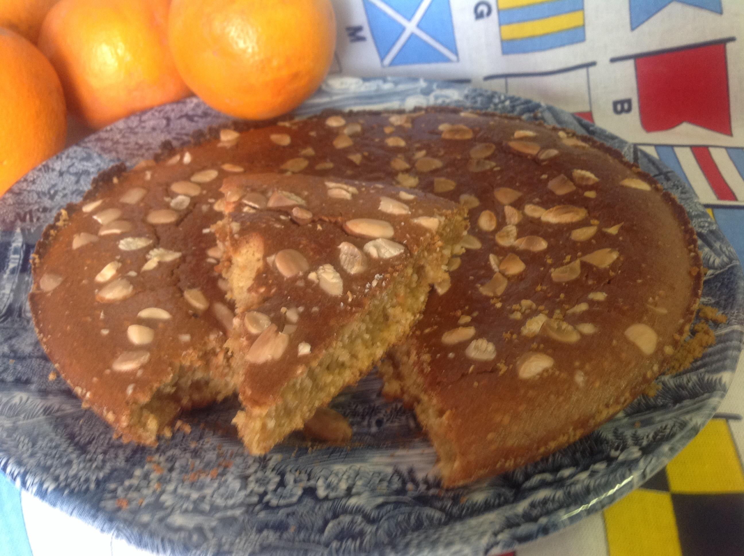 Ecco la torta BRAVA e BUONA !