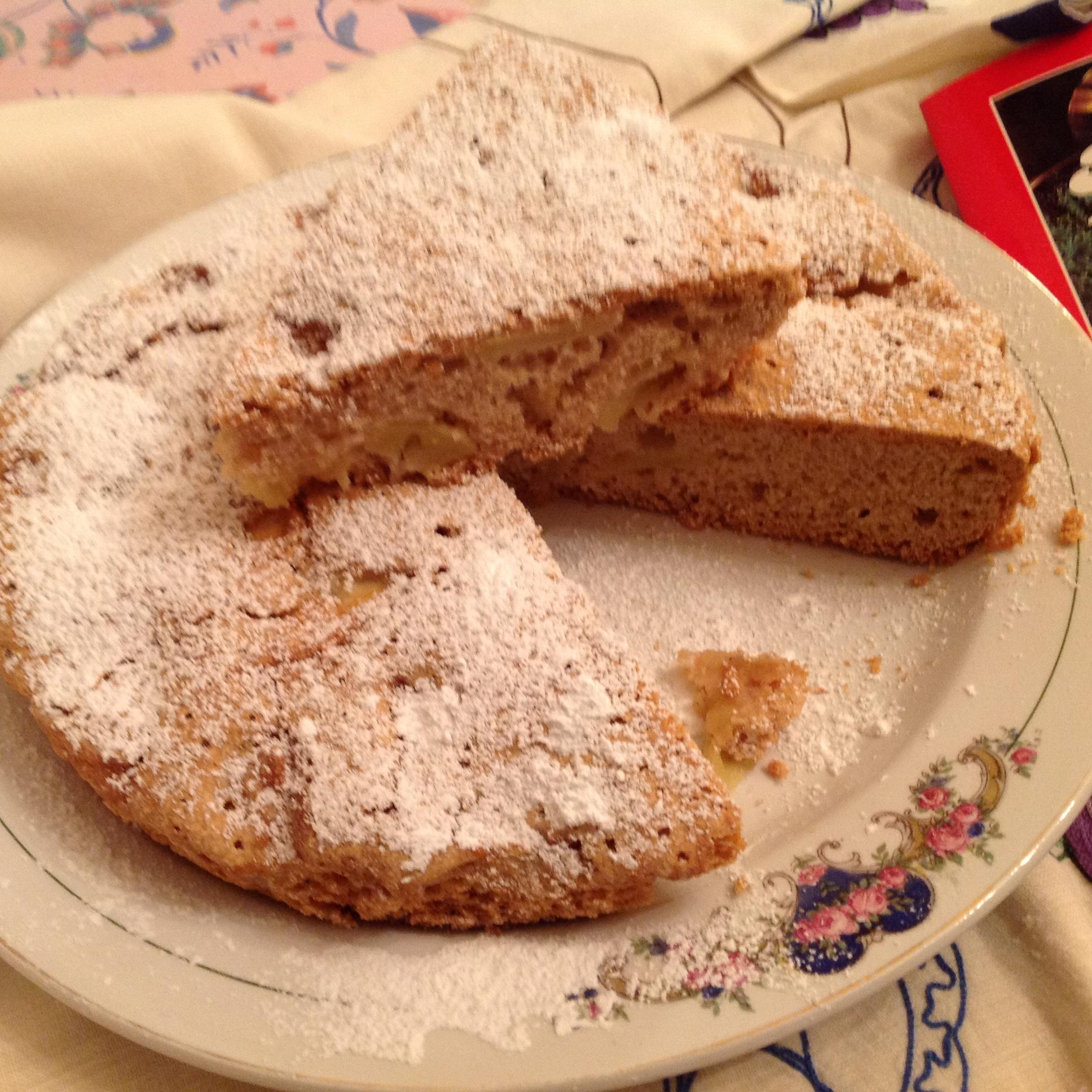 Torta di mele rapidissima o torta Romina!