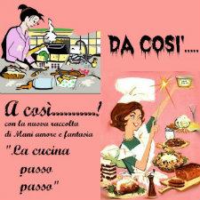 banner cucina passo passo