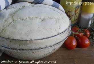 impasto per pizza alta e soffice ricetta pizza napoletana