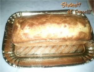 plum cake salato prosciutto ricetta