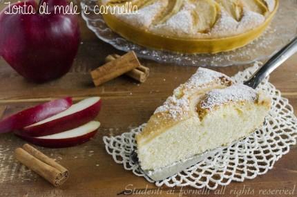 torta di mele e cannella soffice e golosa ricetta classica