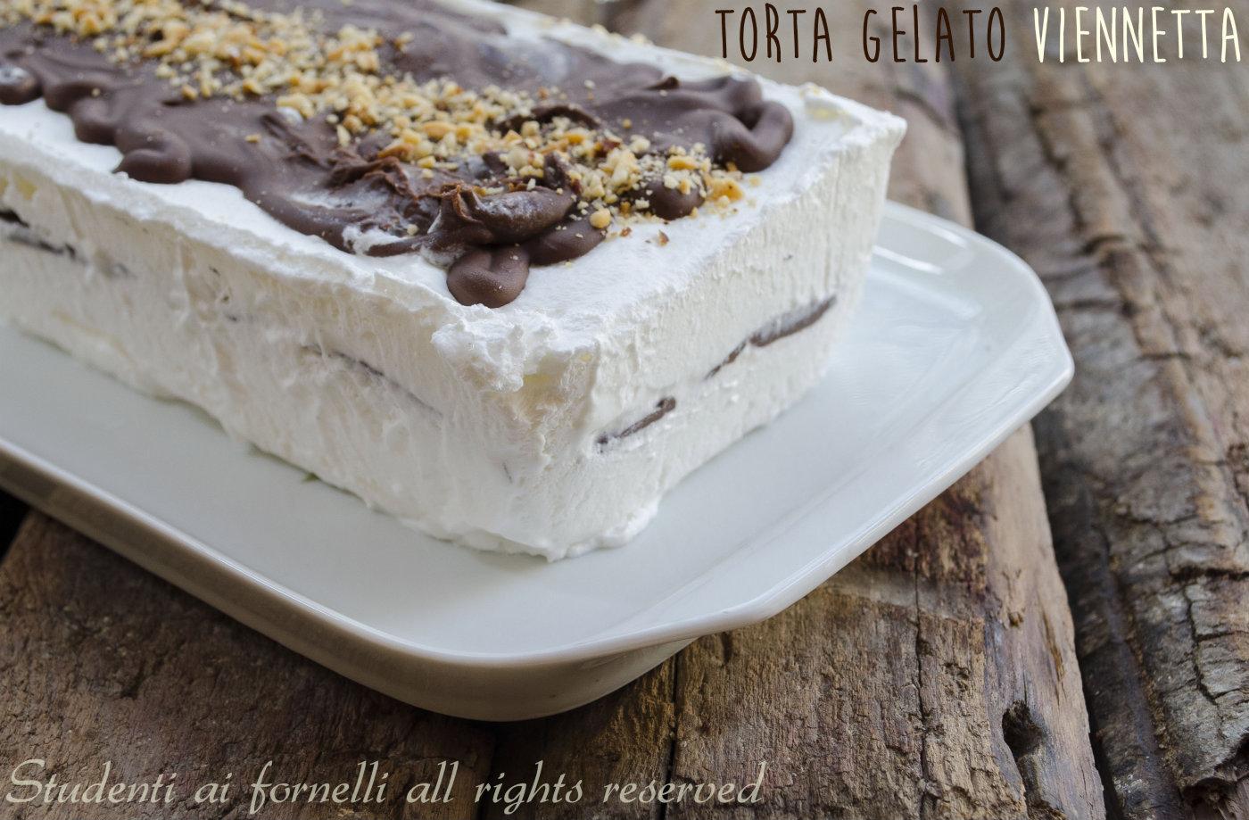 torta gelato viennetta ricetta dolce estivo facile e veloce