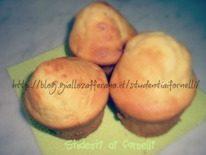 Muffin al cioccolato bianco e nocciole | Ricetta sweet